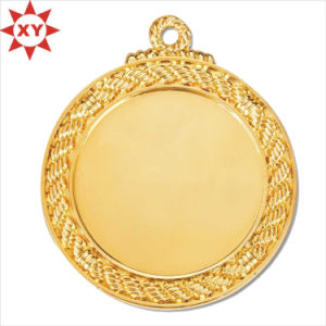 Promotional Zinc Alloy Blank Metal Awards for Sports (XYmxl-81807) pictures & photos