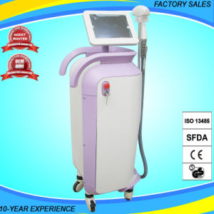 2016 Latest 808nm Diode Laser Hair Removal Beauty Equipment pictures & photos