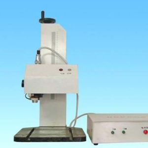 Metal Stainless Steel Copper Marking Machine with Good Price pictures & photos