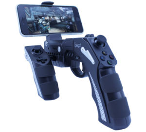 Computer Game Controller Wireless Bluetooth Game Gun Support King Glory Fps Game Through Firewire pictures & photos