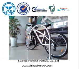 U Type Metal Bike Rack 2 Bikes Capacity pictures & photos