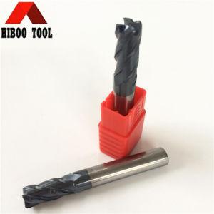 Solid Carbide HRC55 Corner Raduis Metal Milling Tools pictures & photos