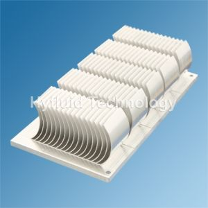 Skived Fin Heatsinks, Curved Fins pictures & photos