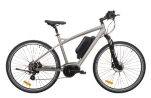 700c Electric Bicycle with Water Bottle Batterymountain Ebike pictures & photos