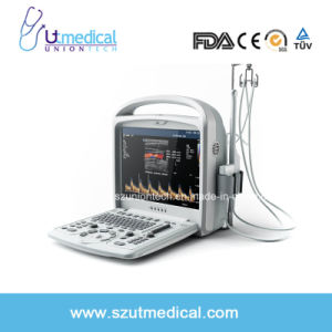 Ut-9200b Portable Color Doppler Ultrasound Scanner