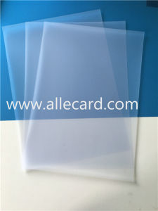 Rigid Transparent Digtal PVC Plastic Printabel ID Card Material pictures & photos