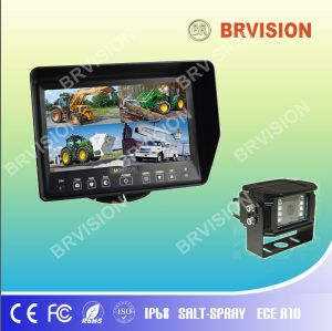 7 Inch Waterproof Rear View System with Waterproof IP69k Rear View Camera for Truck pictures & photos