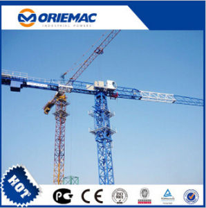 8 Tons Tower Crane with 60m Jib Qtz80 pictures & photos