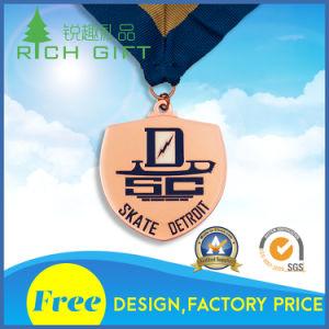Personality Design Metal Crafts Zinc Alloy Award Metal Medal pictures & photos