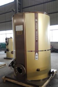 Gas Fired Steam Boiler Size of Lws0.3-0.4 pictures & photos
