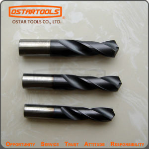Solid Tungsten Carbide Twist Drill Bit for Drilling Stainless Steel pictures & photos
