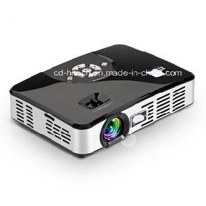 DLP Projector Mini Android Projector with WiFi