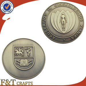 Wholesale Cheap Custom Factories Collect Replica Metal Round Coins (FTCN1965A) pictures & photos