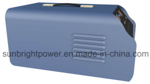 High Quality Solar Energy Home Generator Es-1240 with Inverter pictures & photos