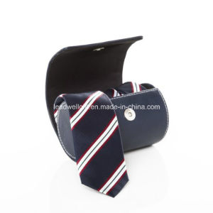 The Necktie Travel Roll, Leatherette Case pictures & photos