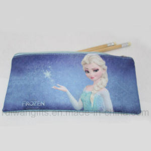 Frozen Nylon Pencil Bag for Kids pictures & photos