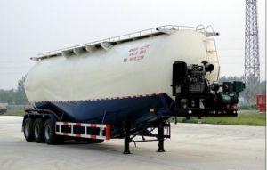 Super Capacity Bulk Cement Tanker Trailer pictures & photos