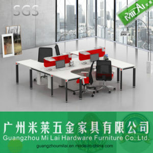 Modern Computer Table Office Furniture Steel Frame Leg (ML-02-UDZA) pictures & photos