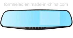 "4.3"" Dual Camera Rearview Car DVR pictures & photos"