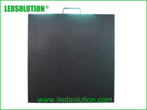 P4.81 Outdoor Light Weight LED Panel 500X500mm pictures & photos