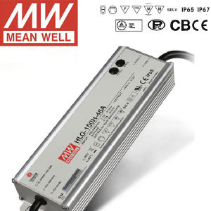 Hlg-150h-48A Meanwell Waterproof Power Supply