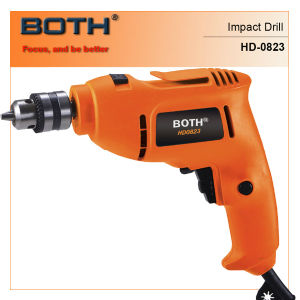 420W 10mm Mini Impact Drill (HD0823) pictures & photos