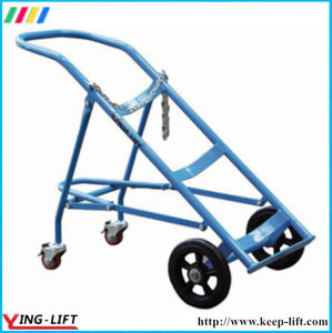 Barrel Hand Truck with 4 Wheels Ty140A pictures & photos