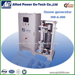 Corona Discharge Ozone Generator for Flavor Factory Waste Water Reduce Cod pictures & photos