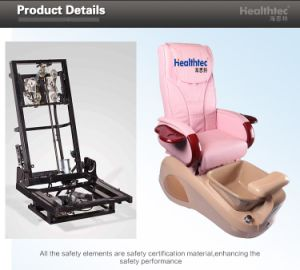 Original Offer Smart Shiatsu Massage Leather Cover Used for Pedicure Chair pictures & photos