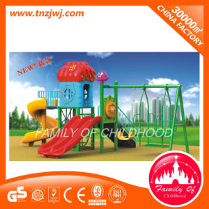 Large Outdoor Slide Kid Outdoor Play Equipment in Park pictures & photos