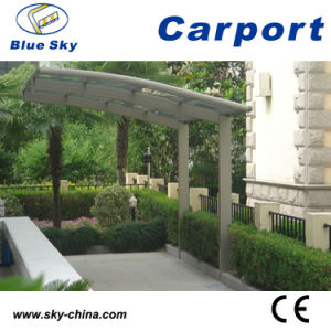 Outdoor Furniture Polycarbonate Aluminum Carports (B800) pictures & photos