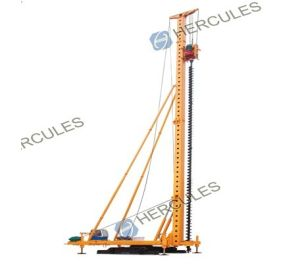 Long Spiral Drilling Rig 25m pictures & photos