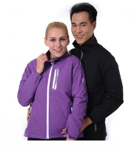 Wholesale High Quality Waterproof Jacket with Cap (XY2552) pictures & photos