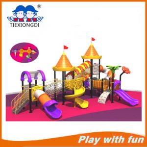 Kids Slide Center Outdoor Play Series with Climbing Frame pictures & photos