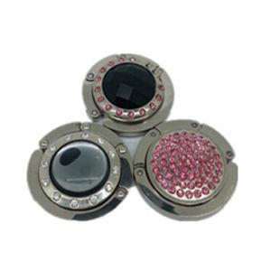 Circular Diamond Badge for Handbag pictures & photos