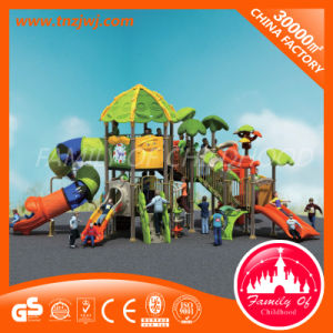 Guangzhou Commercial Plastic Children Outdoor Playground Slide pictures & photos