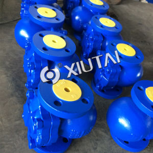 Flange Connect Ball Float Steam Valve pictures & photos