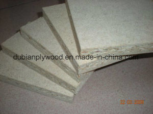 Plain Cheap Thick Laminated Particle Board pictures & photos