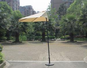 2.7m Market Half Wall Umbrella