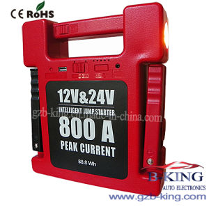 24000mAh 12V and 24V Car Jump Starter pictures & photos