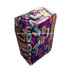 Waterproof Spandex Luggage Cover for Protection (SNLC01)