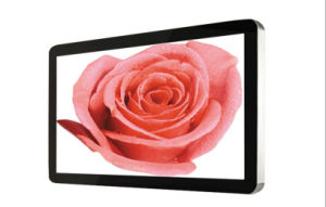 55′′windows Wall Mount LCD Advertising Equipment