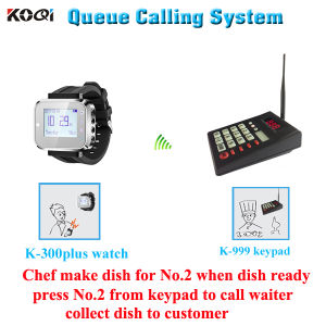 Kitchen Calling System for Kitchen Call Waiter to Pick up Order pictures & photos