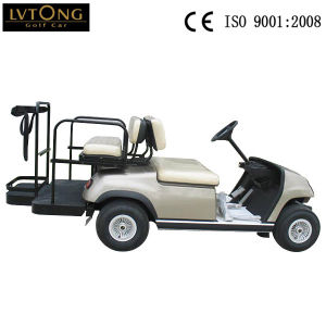 Battery 48V 4 Seater Electric Sightseeing Car pictures & photos