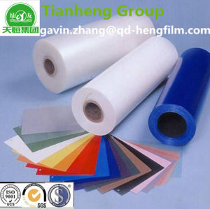 Colorful Strong Coated Overlay PVC Rigid Film for Making Cards pictures & photos