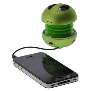 USB 3.5mm Professional Active Mini Portable Speaker pictures & photos
