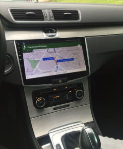 """10.1"""" Android 6.0 Car Video Player with 1024X600 HD Digital Screen for Magotan 2012-2015 for Passat Cc 2012-2015 Quad Core CPU"""
