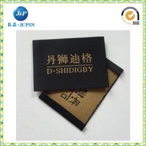 Custofashion Design Apparel Garment Accessories Custom Cheap Woven Label (jp-cl150) pictures & photos