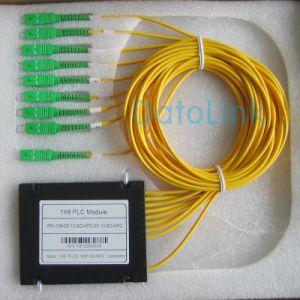 PLC Fiber Optic Spiltter 1-8 pictures & photos