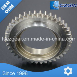 High Precision Customized Transmission Gear Sprocket for Pump and Gearbox pictures & photos